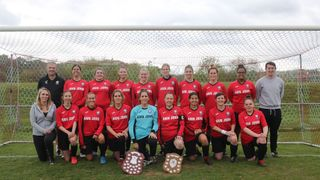 HassocksLadies FC vs Burgess Hill Ladies