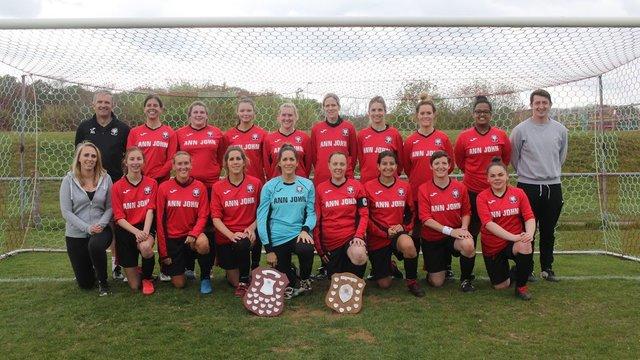 Hassocks Ladies FC - Promotion