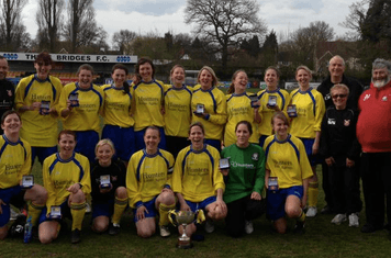 SECWFL League Cup WInners 2012/13
