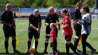 League Cup Final 2017/18 - Hassocks Ladies FC vs Worthing Ladies