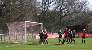 Hassocks Ladies FC vs Mole Valley