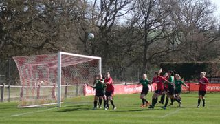 Hassocks Ladies FC vs Mole Valley