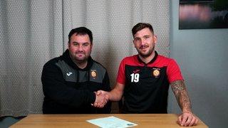 Hart and David Signing