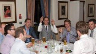 Club Dinner: 2014