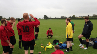 1s v Glyn Old Boys - 20/9/2014