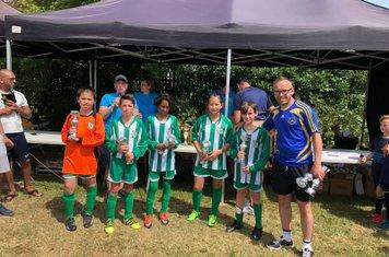 2018/06/24 U12 West Drayton Youth Tournament