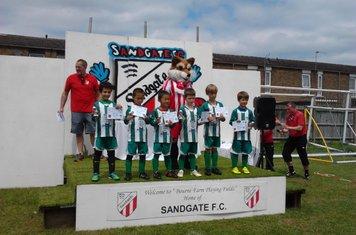 2015.06.14 U7 Sandgate Tournament