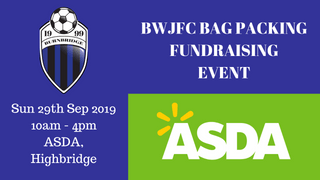 Fundraising Event  - Bag Packing - Session 2