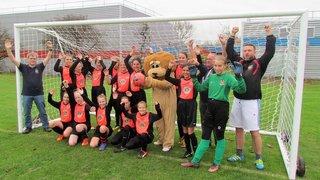Clevedon Utd U13 Girls