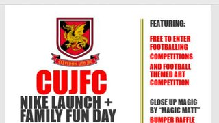 Nike Launch/Family Fun Day on Sunday 23rd June 2019