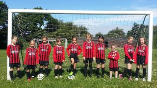 Reception and year 1 & 2 & 3 girls football training is every Saturday until 14th December 2019