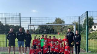 U8 Juniors 2019-20 Season