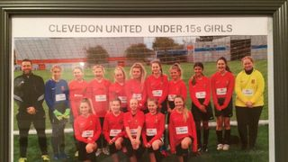 U15's Girls