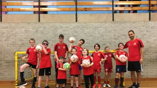 Another fun packed inclusive football training session today at Clevedon Utd JFC