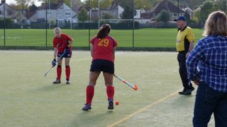 Ladies 1s XI V Wapping 1s XI