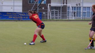 Ladies 1s v Gore Court 1s - Nov 2014
