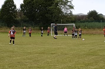 Halewood derby, boys v girls