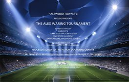 The Alex Waring Tournament