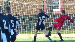 Lochar Thistle 1 - 6 Heston Rovers