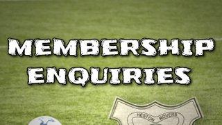 New Membership Enquiries