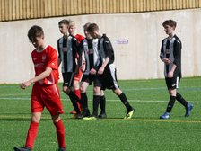 Under 16's complete double title win