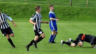 Lochmaben 1 - 2 Heston