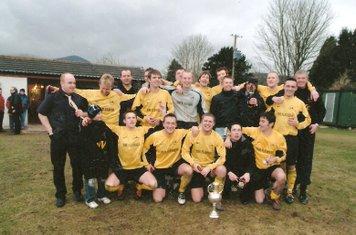 Tweedie Cup Winners 2005