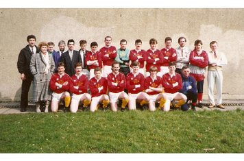 McCall Cup Final 1990