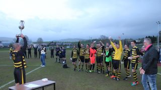 Tweedie Cup Final courtesy of Duncan Baxter