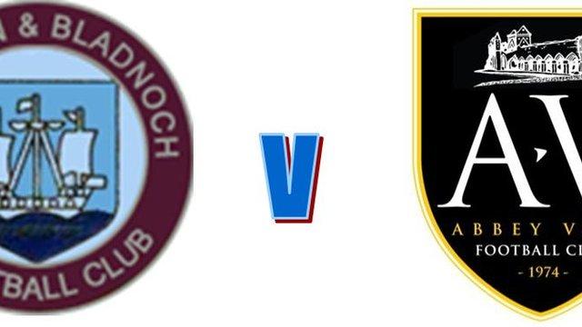 Wigtown v Vale Match Postponed