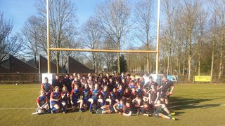 U16s Phoenix RFC and Slough RFC Nijmegen Tour