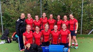 A win for Tunbridge Wells Ladies 1st XI