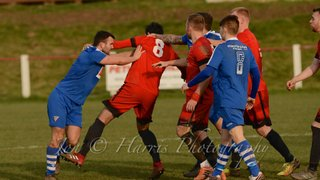 Points Shared in Bad Tempered Draw on the Marsh