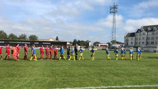 CTLFC First Half Goals Enough to Secure Win in North Devon