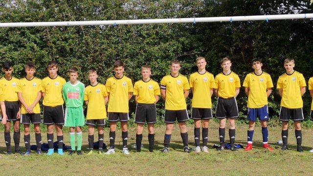 U16 Whites - Team 6