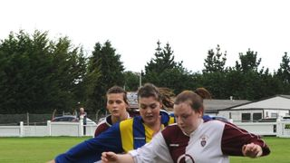Launceston (1) v Callington (1) SWWFL