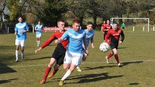 Callington FC (1st Team) 1 - 2 Godolphin