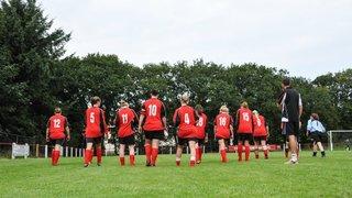 Callington LFC (5) v Launceston (1)