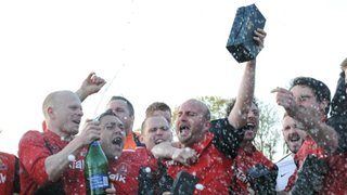 Carlsberg South West Peninsula League Division One West CHAMPIONS!
