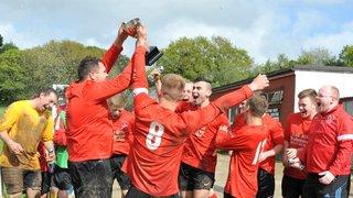 Duchy League Division 3 Champions!!