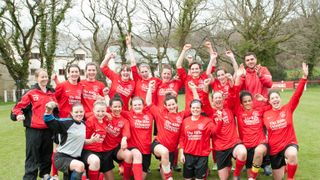 Bristol Soccerworld Cup Semi Final: Callington LFC (4) v Cheltenham (1)