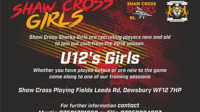 Under 12's Girls