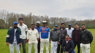 DLRC 4 wins their maiden match