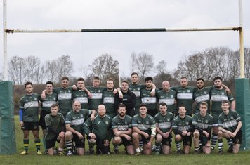 Chosen Hill RFC 2nds - 2019