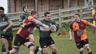 Chosen Hill (2nds) Vs Dursley RFC (Away) 02/03/19