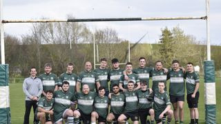 Chosen Hill (2nds) Vs Hucclecote RFC (Home) 06/04/19