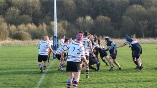 Notts Casuals 2s v Newark 3s Cup/Pennant