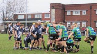 Ilkeston 1st XV v Newark 1st XV