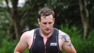 Congratulations to Tim Davies on completing the Iron Man