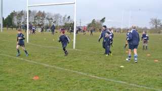 Keyworth/Melton Mowbray Under 9  V Newark Under 9